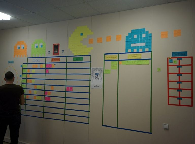 Office Agile Board